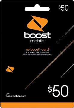 Free Boost Mobile Reload Codes